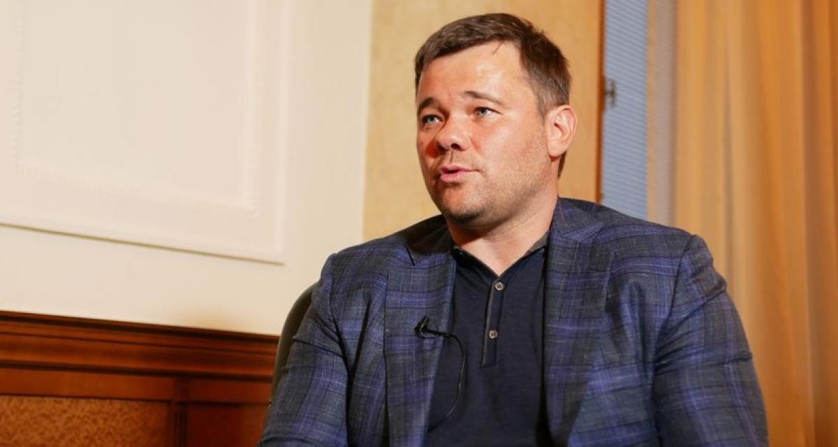 """Андрей Богдан прибыл на допрос в ГБР: """"Я никуда не уезжал"""""""