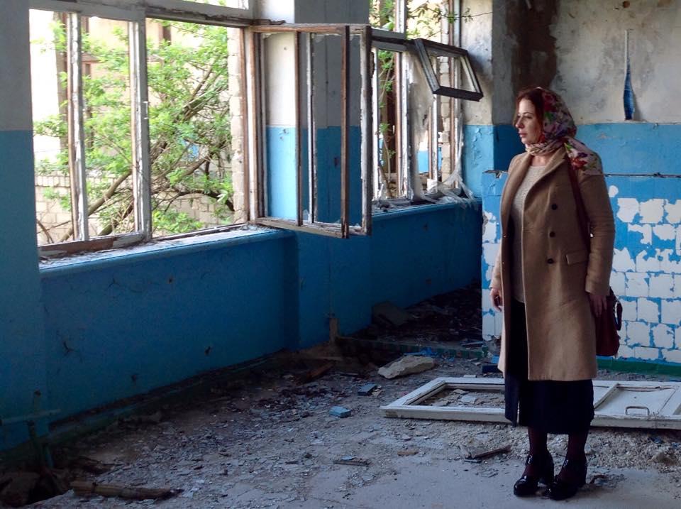 донецк, ато, днр. восток украины, происшествия, общество, ахмедова