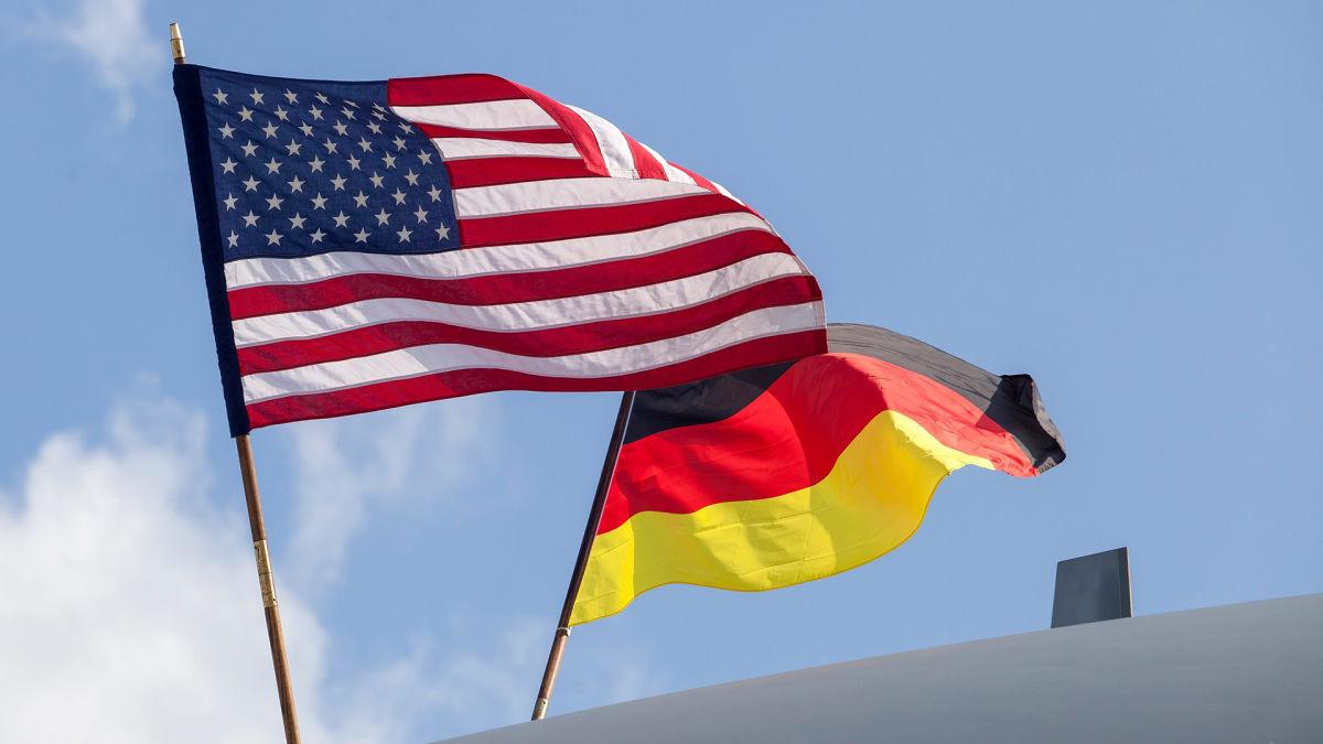"""США и Германия договариваются о компенсации для Украины из-за запуска """"Северного потока – 2"""""""
