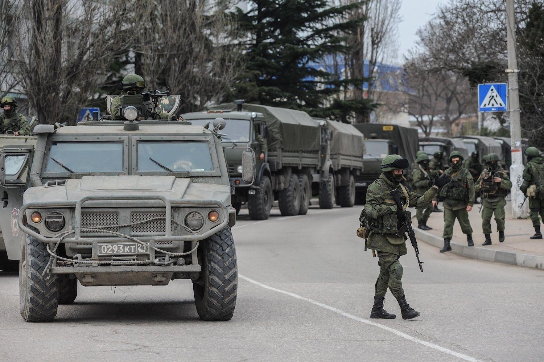Украина вызовет на допрос советника Шойгу, блокировавшего в 2014-м в Крыму самый боеспособный батальон ВСУ