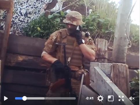 """""""Алло! Передаю привет всему Донецку! Слава Украине, уб****и!"""" – звонок бойца АТО прямо из окопа на передовой взбесил донецких сепаратистов (кадры)"""