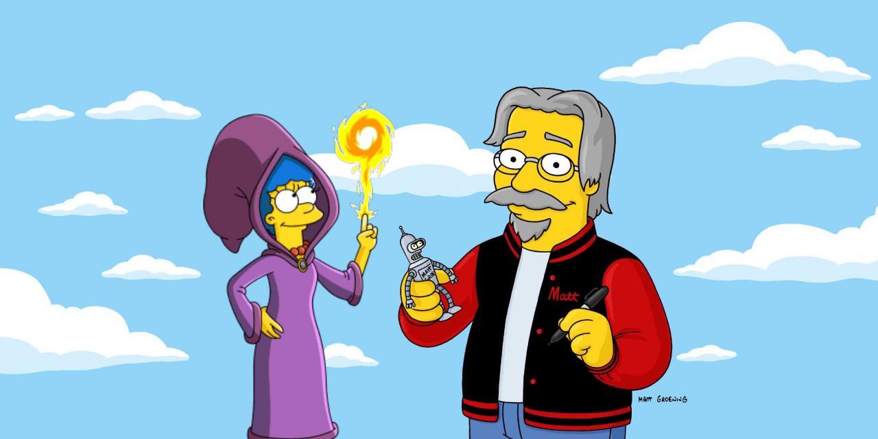 """Автор """"Симпсонов"""" и """"Футурамы"""" работает над новым мультсериалом о принцессе-алкоголичке - СМИ"""