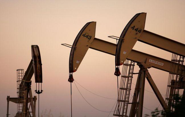 Цена нефти впервые за много месяцев превысила отметку в 45 долларов