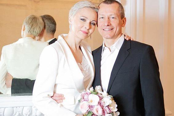 Дарья Повереннова стала женой экс-заммэра Москвы из списка Forbes Андрея Шаронова
