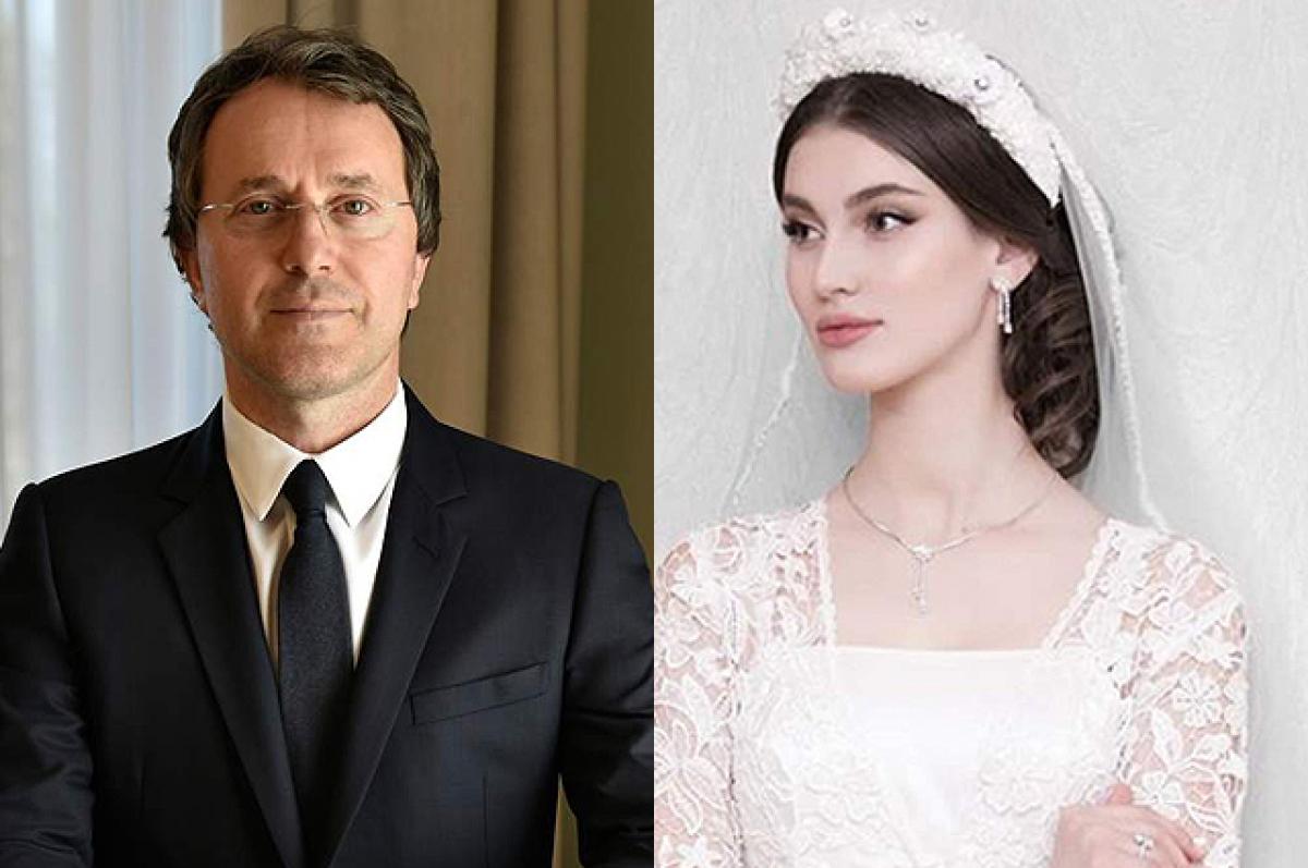 Бывший зять Аллы Пугачевой Байсаров женился на 18-летней чеченке и стал двоеженцем