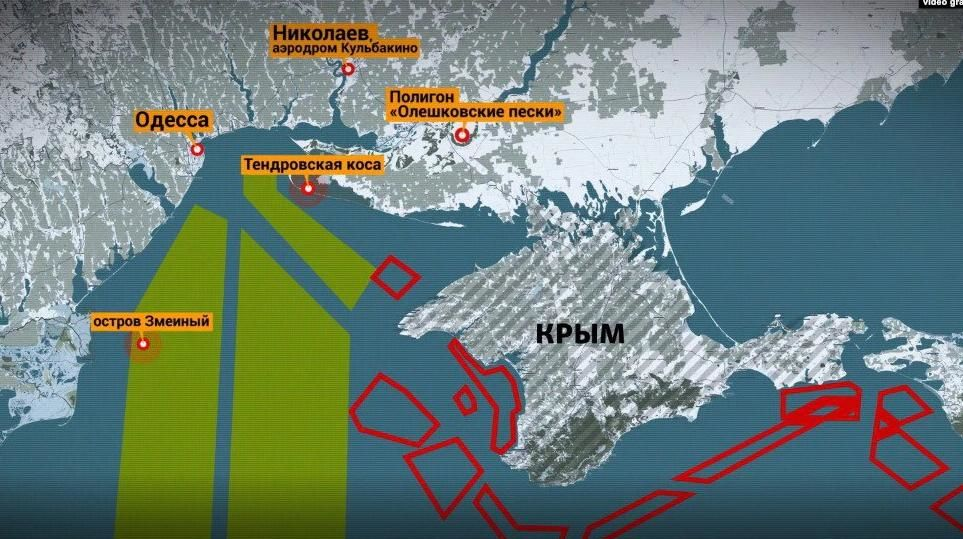 Российские военные корабли устроили новую провокацию против Украины в Черном море: появилось видео
