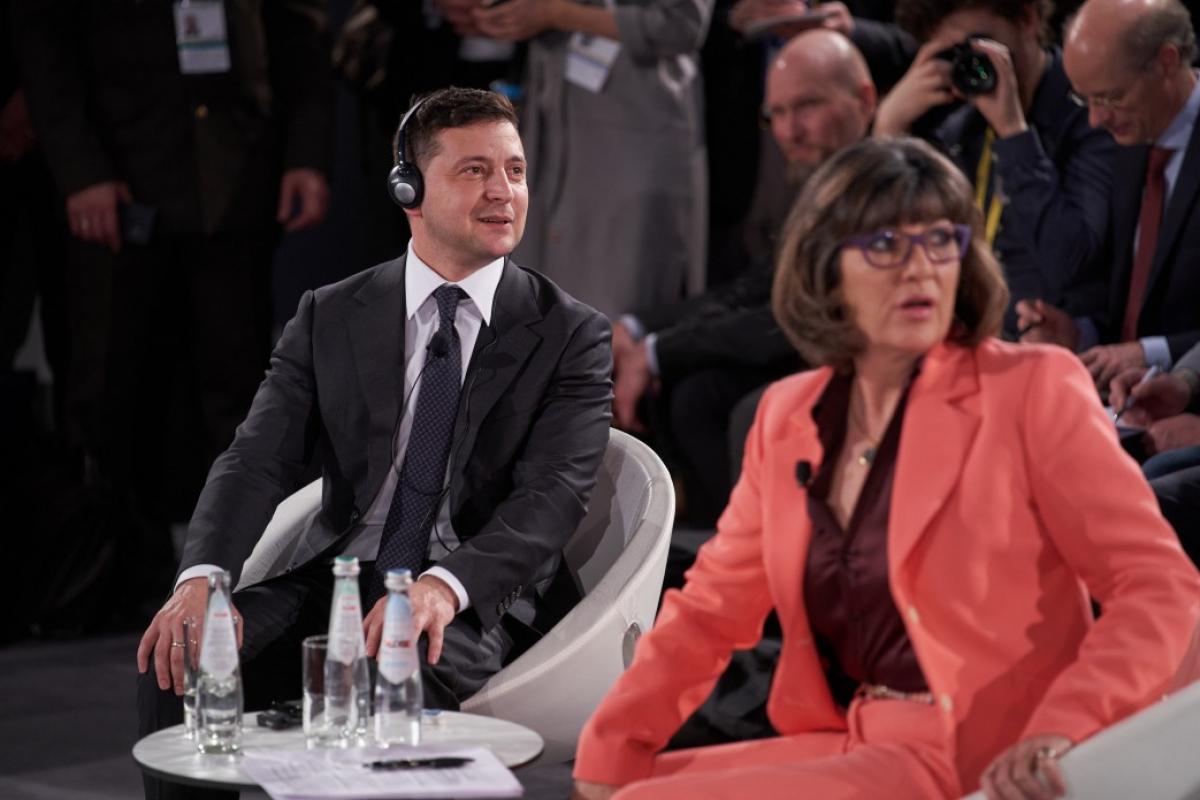зеленский, трамп, импичмент, оскар, украина, сша, скандал