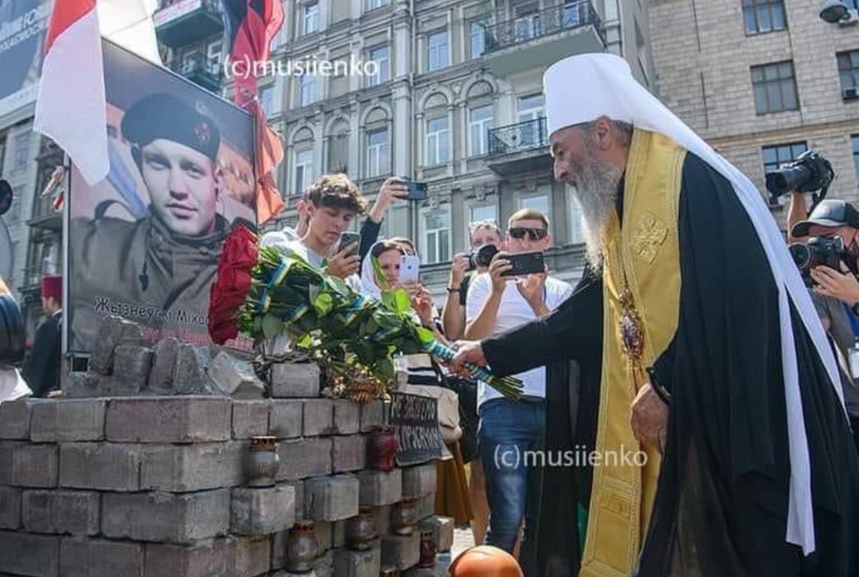 """""""Интересно, это фото будет в российских СМИ?"""" - Казанский"""