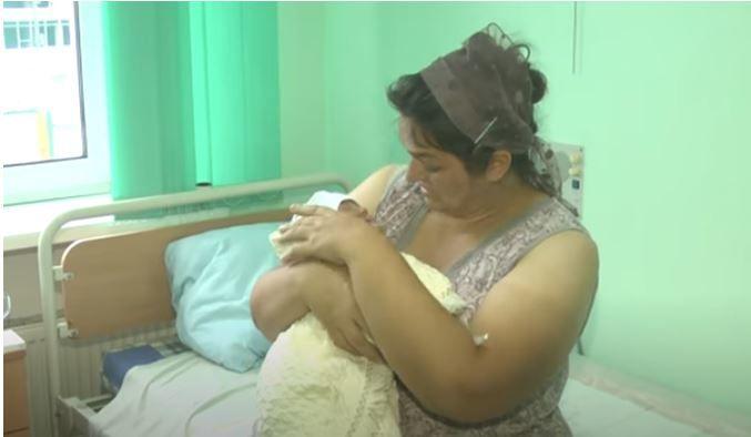 Украинка родила 18-го ребенка, став мамой дважды за 2020 год