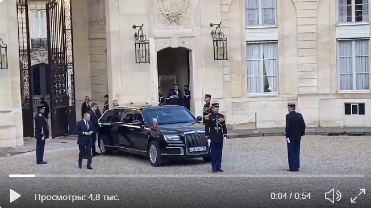 Украина, политика, Россия, путин, переговоры, Париж, видео