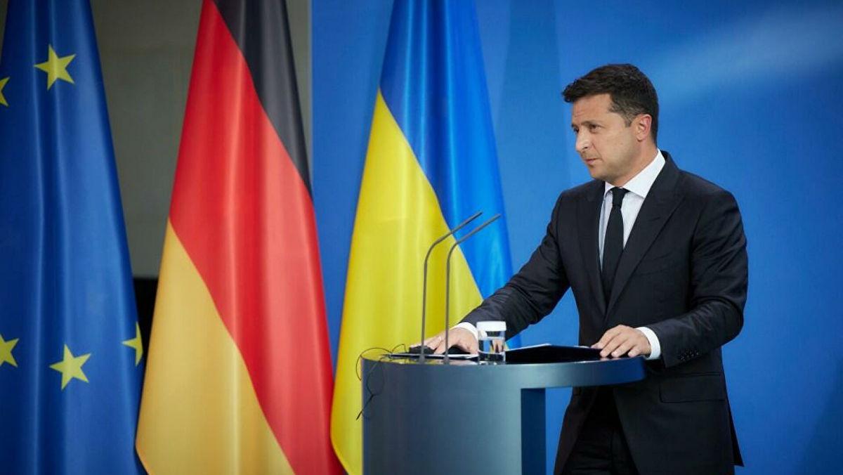 """Зеленский не получил требуемой от Байдена и Меркель конкретики по """"Северному потоку – 2"""""""