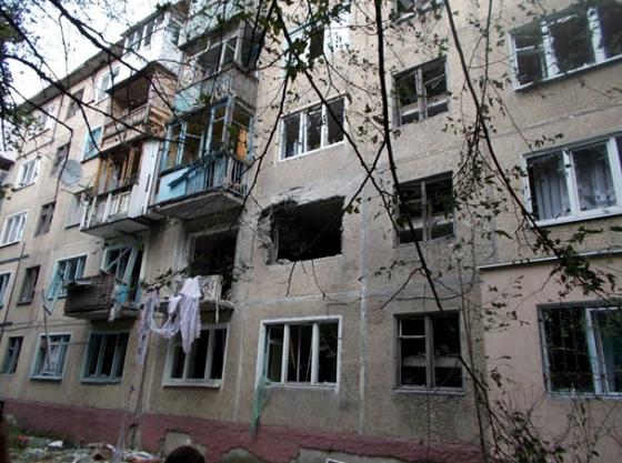 ДНР: Украинская армия обстреливает жилые кварталы Донецка