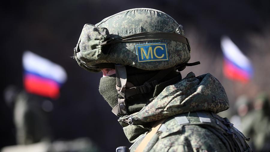 """Российский миротворец в Карабахе поддержал Армению: """"В обиду никто не даст. Разберемся, наведем порядок"""""""