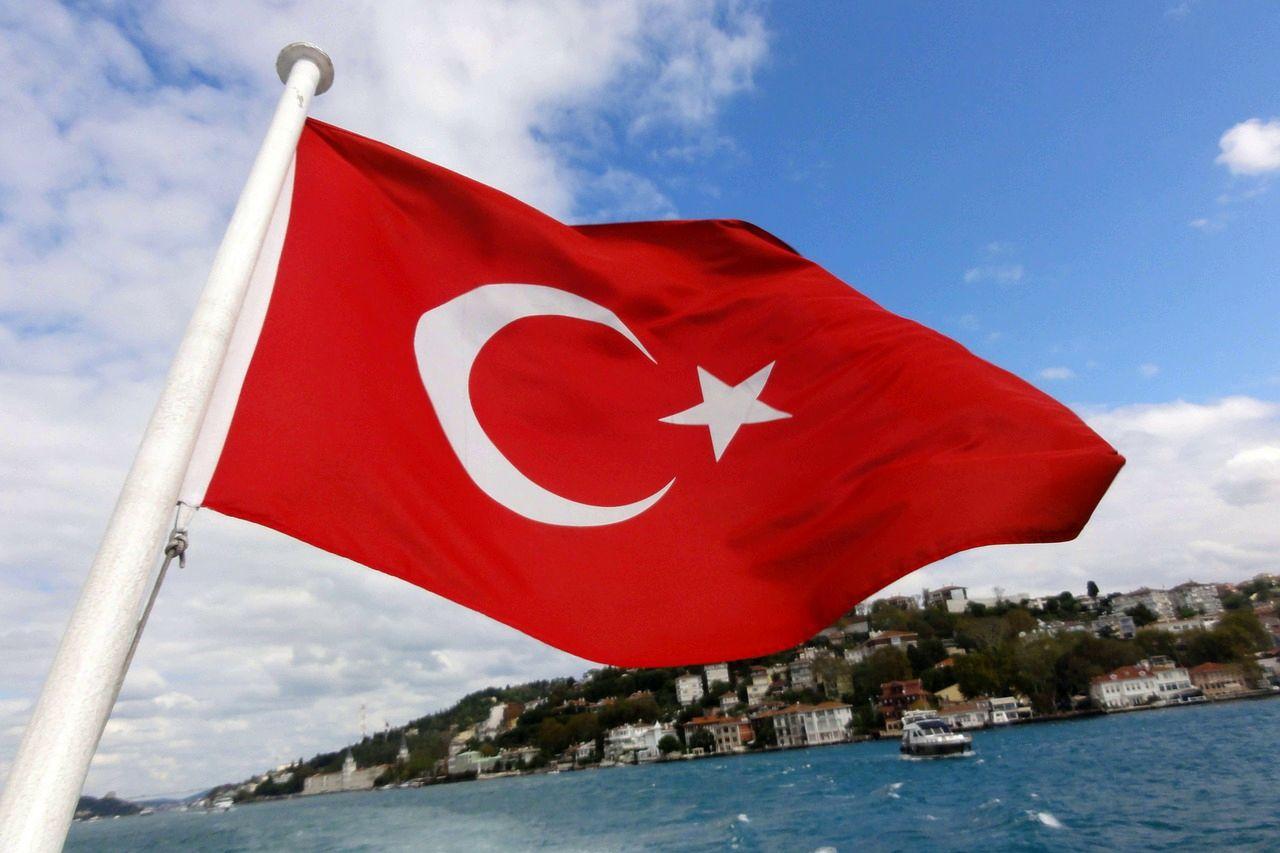 Плохой знак для Кремля: флаг Турции уже на Донбассе