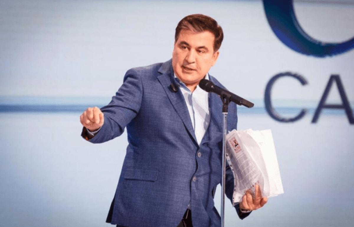 Саакашвили остается работать в Украине: он объяснил, что значит заявление о возвращении в Грузию