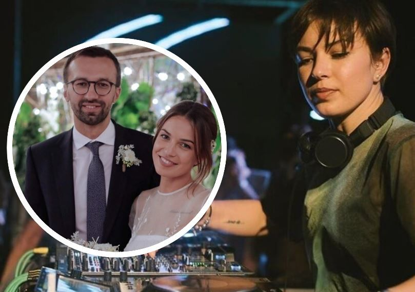 Жена политика Сергея Лещенко DJ Nastya покинула мужа и уехала в Москву