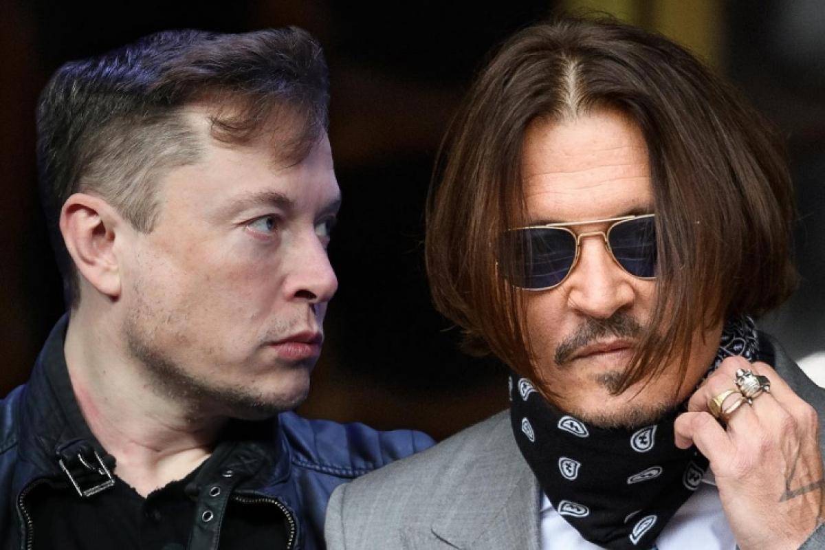 """Джонни Депп угрожал Илону Маску лишить его """"мужского достоинства"""": изобретатель ответил"""