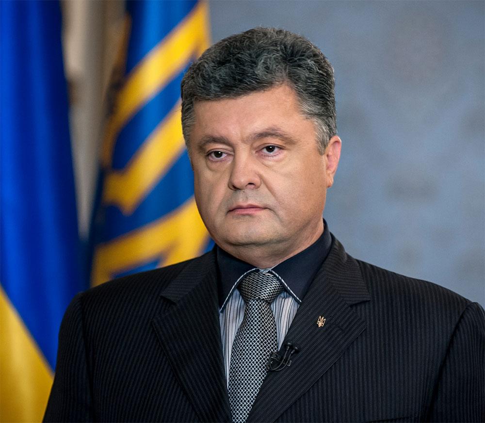 Порошенко рассказал, сколько военных контрактов Украина заключила в уходящем году.