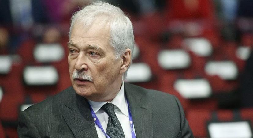 """Грызлов обвинил Киев в """"сокрытии своей позиции по Донбассу"""": """"Репутация Украины близка к нулю"""""""