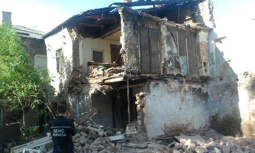 Какие дома и улицы разрушены в Донецке в результате артобстрела 9 и 10 августа
