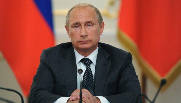 Путин призвал украинское ополчение открыть гуманитарный коридор в Донбассе для окруженных военнослужащих АТО