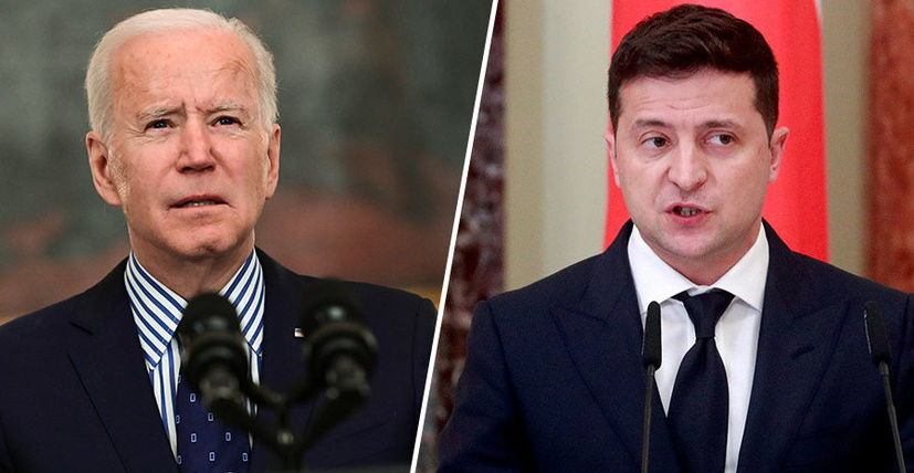 Отказ Байдена от встречи с Зеленским: в Белом доме озвучили причину