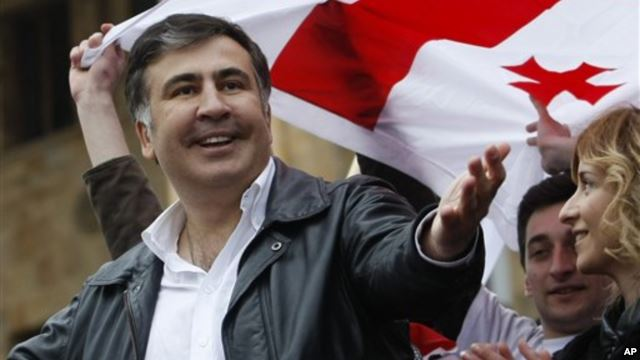 Грузия, Саакашвили, политика, протест, экономика