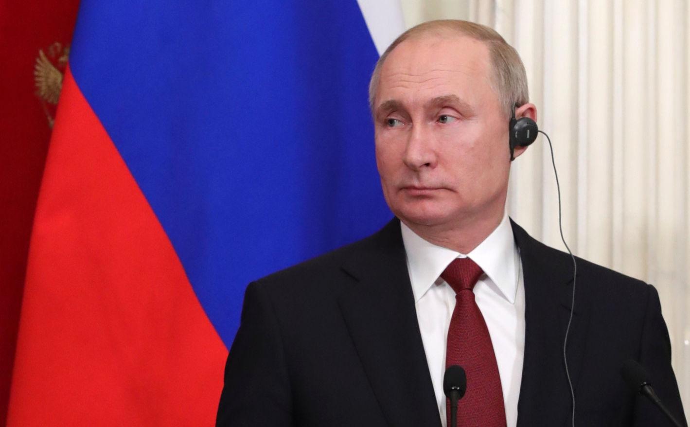 """Эксперты и депутаты оценили способность Путина начать большую войну после запуска """"Северного потока - 2"""""""