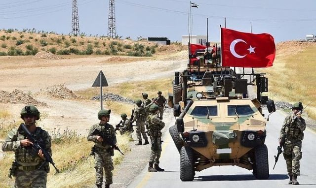 Реджеп Тайип Эрдоган, Турция, Сирия, Башар Асад, Вдалимир Путин, курды, НАТО