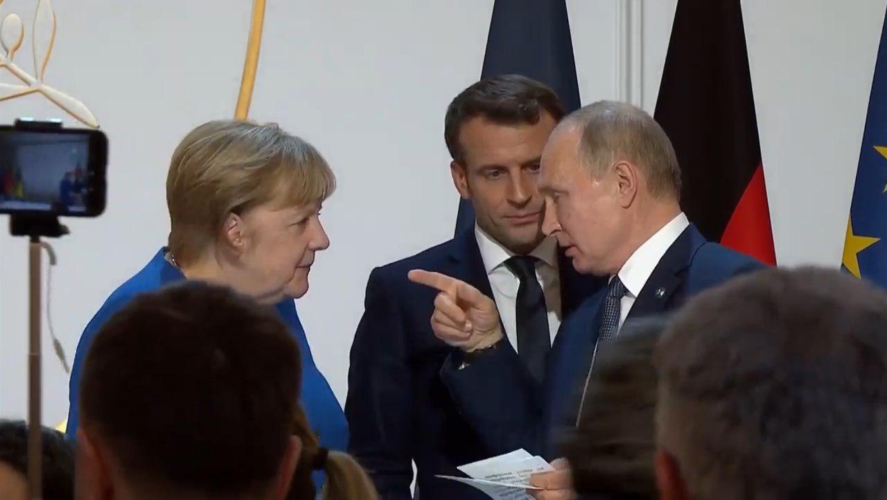 Сурков матерился, Лавров кричал и угрожал: команда Путина потрясла саммит в Париже - детали