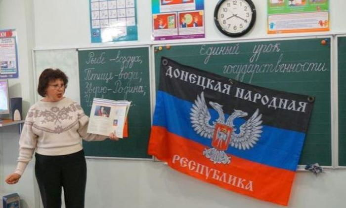 На Донбассе оккупанты закрывают учебные заведения – омбудсмен Верховной Рады бьет тревогу