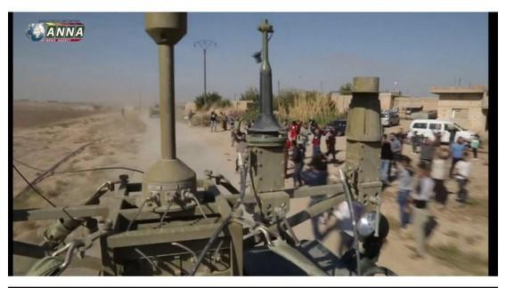 Восстание курдов против России переходит в горячую фазу,- видео