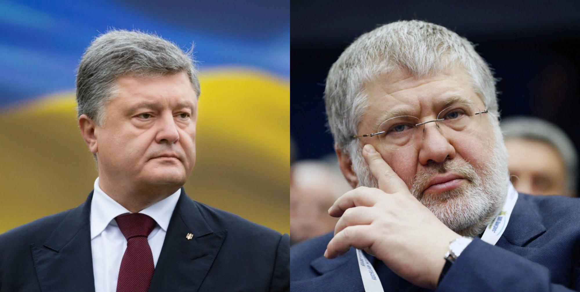 """""""Ты все это контролируешь"""", - Коломойский наконец-то раскрыл причину, из-за которой поссорился с Порошенко"""