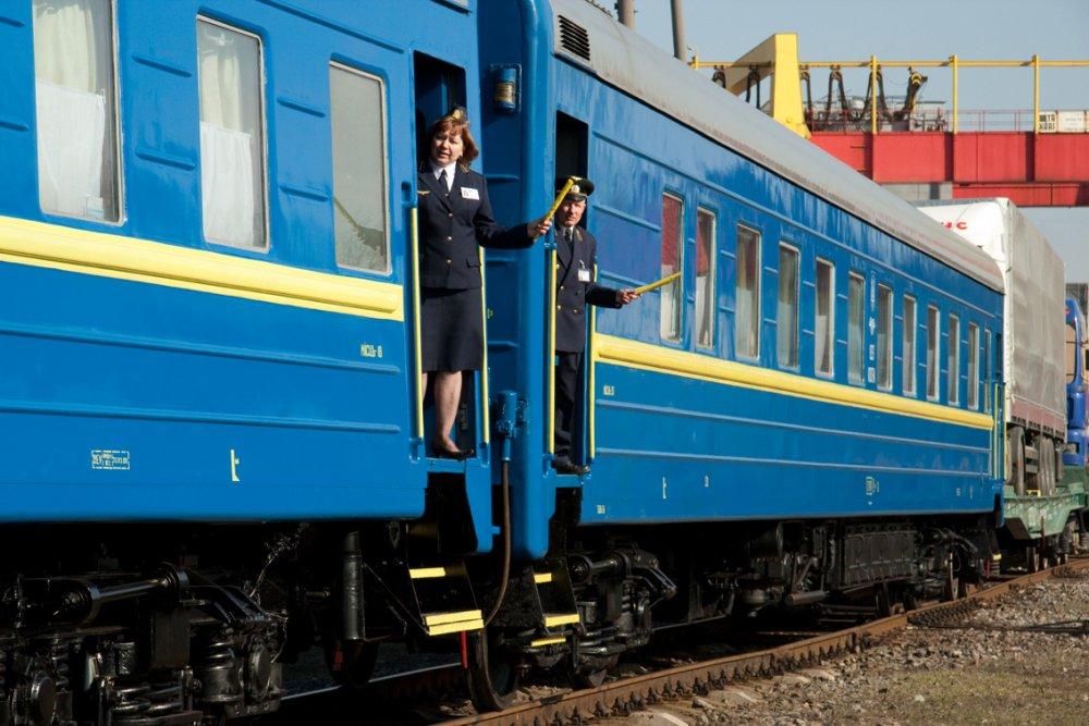 Украина намеревается полностью прекратить ж/д сообщение с Москвой