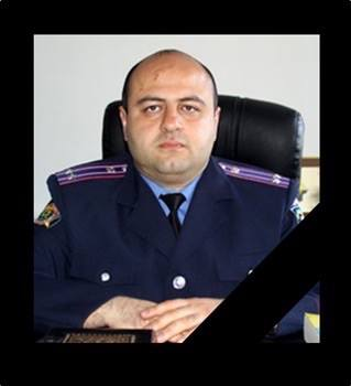 В Дебальцево при попытке захвата здания милиции боевиками погиб начальник горотдела, - МВД