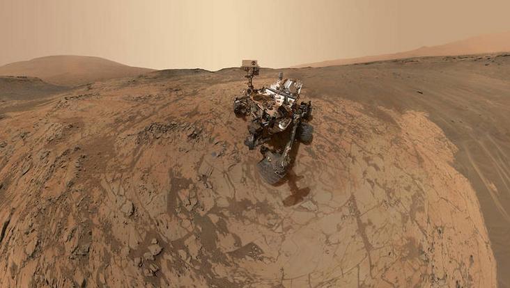 марс, марсоход, ученые, общество