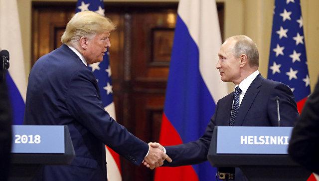 """""""Всегда открыты для таких предложений"""", - посол РФ заявил, что Путин может приехать в США по приглашению Трампа"""