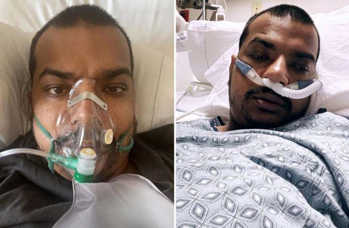 В США 34-летний блогер, отказавшийся от вакцинации, скончался от коронавируса