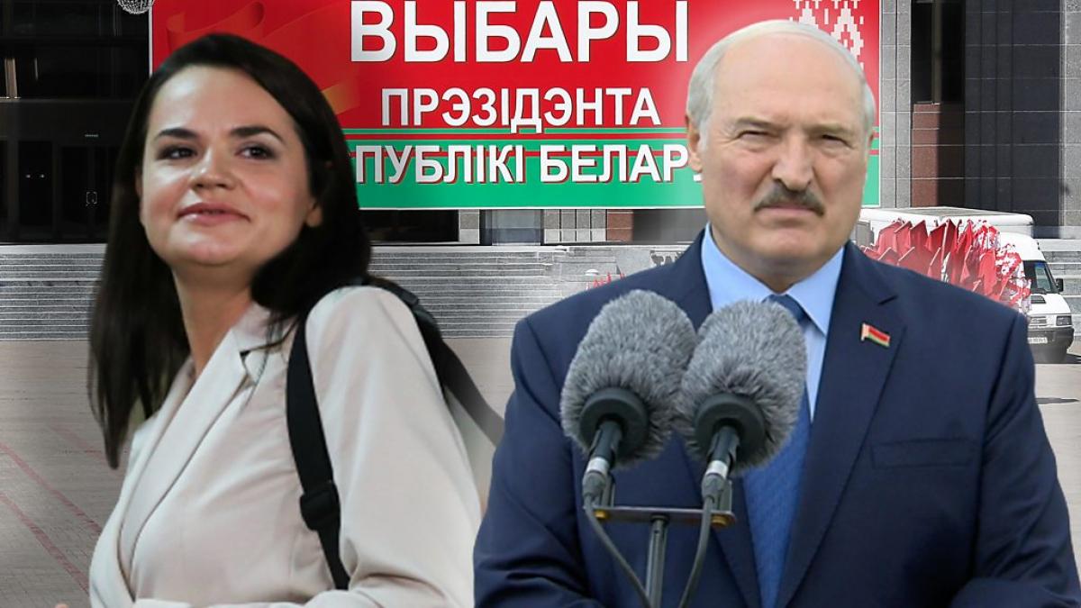 Тихановская с большим отрывом от Лукашенко лидирует на зарубежных участках