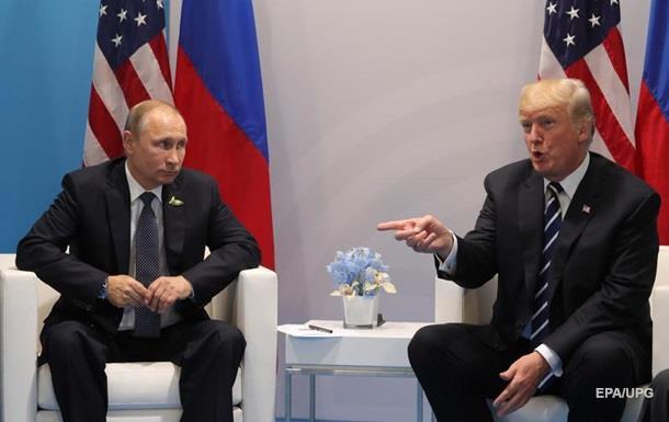 """""""Я был очень жестким в общении с Путиным"""", - Трамп рассказал, как поставил на место хозяина Кремля своим напором и агрессией, - Reuters"""