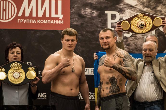 Где смотреть бой Руденко – Поветкин: прямая онлайн-трансляция боксерского поединка