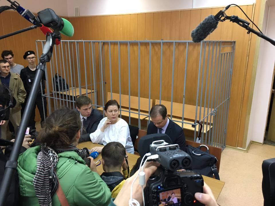 Суд вынес приговор экс-директору Библиотеки украинской литературы в Москве Шариной - обвинение не скрывает радости
