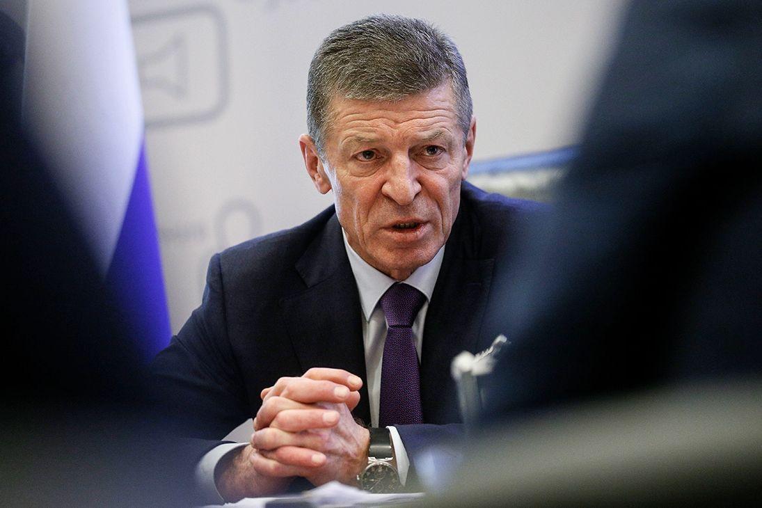 """""""Хуже Порошенко"""", – Козак признал, что Зеленский стал разочарованием для Кремля"""