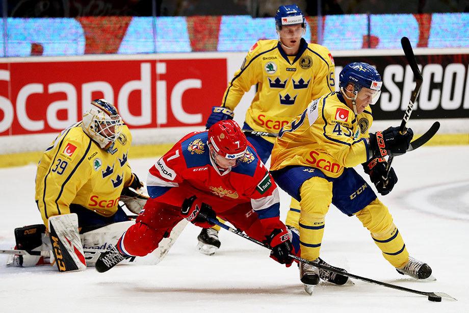 Страну переименовали: Россия попала в курьезную ситуацию на Молодежном чемпионате мира по хоккею