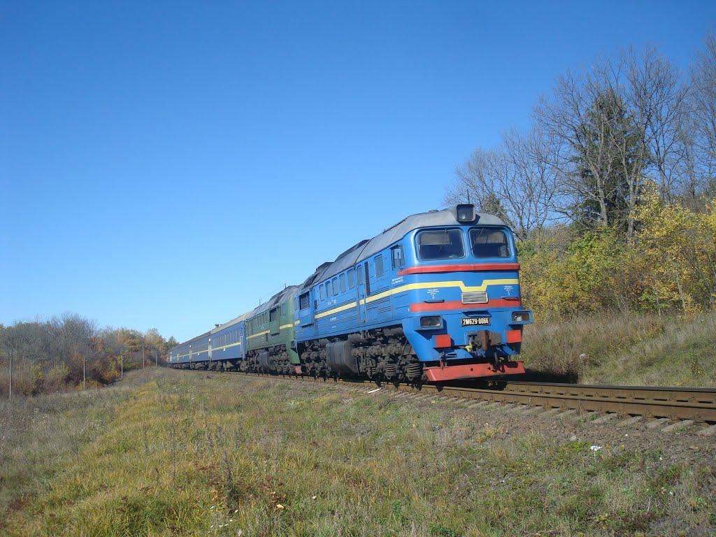 В Донбассе изменены маршруты шести поездов