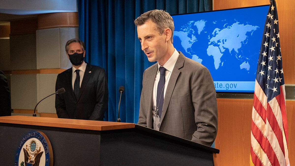 """В Госдепе уточнили вовлеченность Украины в сделку США и Германии по """"Северному потоку - 2"""""""