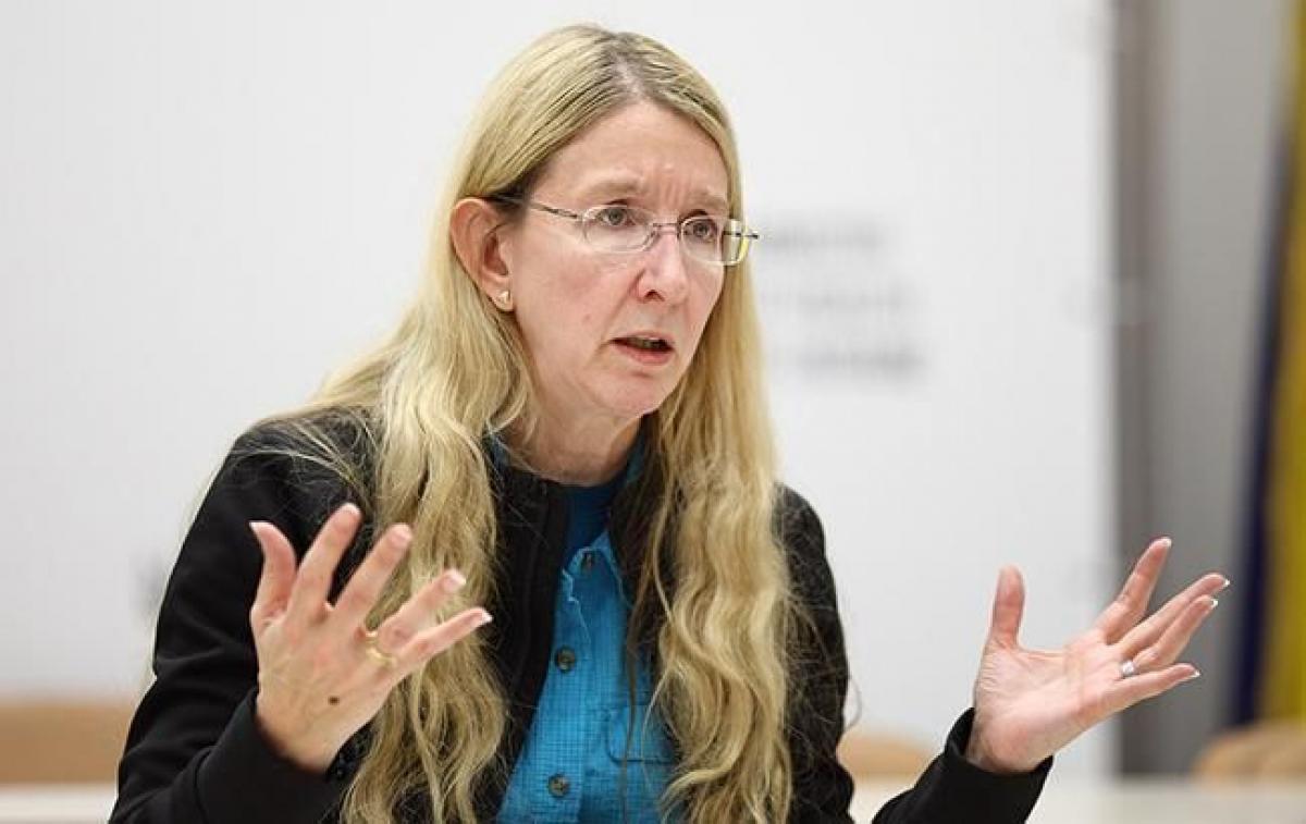 Супрун резко раскритиковала поступок Зеленского и его реакцию на коронавирус: что произошло