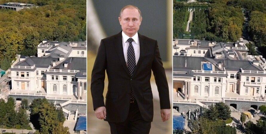 """ФСБ пояснила бесполетную зону в районе """"дворца Путина"""" – соцсети не верят, что это может быть правдой"""