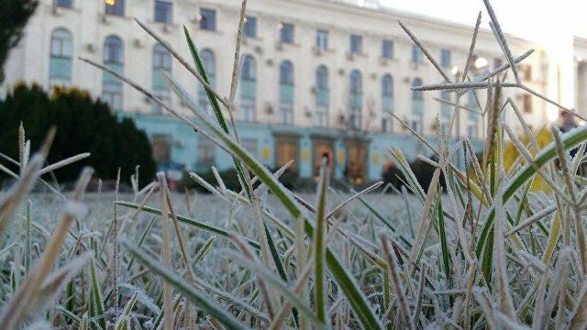 В Україну йдуть заморозки та мокрий сніг: синоптики розповіли, в яких областях буде найхолодніше