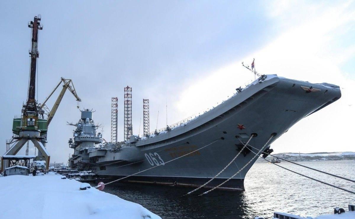 крейсер, авианосец, пожар, ущерб, россия, кузнецов, Ульяновск